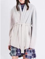 The Elder Statesman Knitted cashmere cardigan
