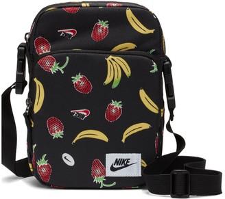 Nike Heritage Fruit Print Crossbody Bag