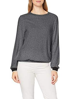 S'Oliver Women's 04.899.31.60 Long Sleeve Top,(Size: )