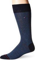 Tommy Hilfiger Men's Feed Stripe Socks