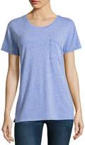 Arizona Short Sleeve Round Neck T-Shirt- Juniors