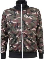 Palm Angels Camo Print Bomber