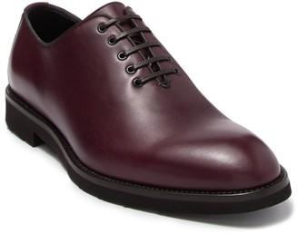 Dolce & Gabbana Leather Plain Toe Oxford