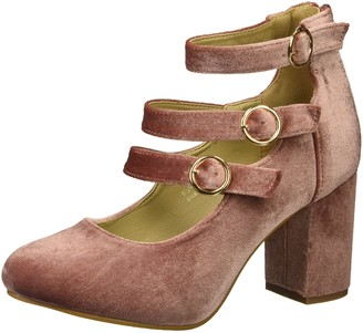 Yoki Women's Gamila-14 Mary Jane
