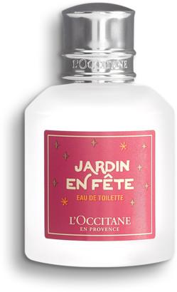 L'Occitane Festive Garden Eau de Toilette