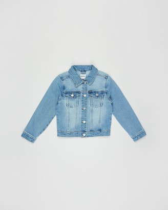 Riders Jnr By Lee American Vintage Denim Jacket - Teens