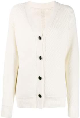 Victoria Victoria Beckham button up cardigan
