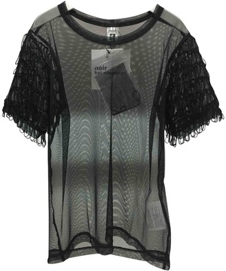Noir Kei Ninomiya Black Top for Women