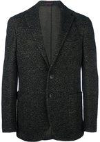 The Gigi - zig zag pattern blazer - men - Cotton/Polyamide/Polyester/Polyacrylic - 48