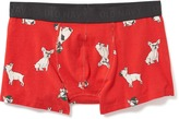 Old Navy Printed Boxer-Briefs for Men