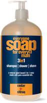 EO Everyone Liquid Soap for Men - Cedar Citrus by 32oz Liquid Soap)