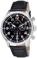 Zeno Men's 6569-5030Q-A1 Navigator Chronograph Dial Watch