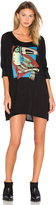 Lauren Moshi Milly Oversized Shirt Dress