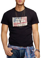 Denim & Supply Ralph Lauren Solid Flag Tee