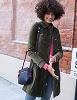Boden Keswick Velvet Coat