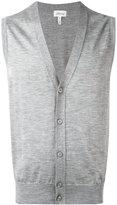 Brioni - buttoned vest - men - Silk/Cashmere - 58