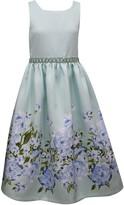 Bonnie Jean Girls 7-16 Floral Dress