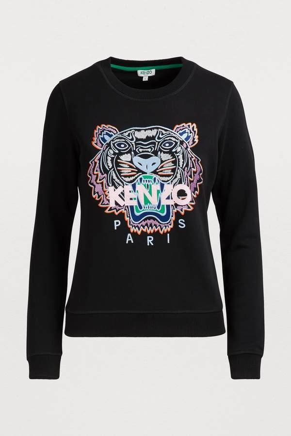 14e81e0cd9f Kenzo Women's Sweatshirts - ShopStyle