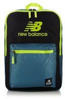 New Balance Blue Logo Printed Backpack