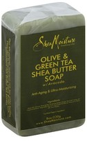 Shea Moisture SheaMoisture Olive & Green Tea Shea Butter Soap - 8oz