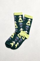 Urban Outfitters Alien Sock