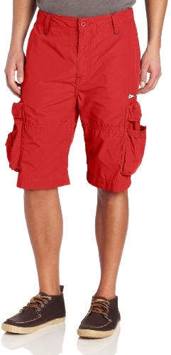 Nautica Men's Sail Cloth Cargo Short