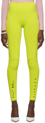 Unravel Green Tech Seamless Leggings