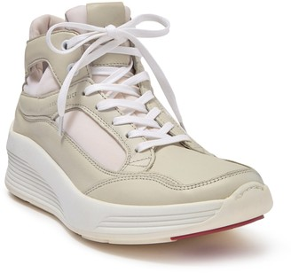 Pajar Greenwich Leather High Top Sneaker