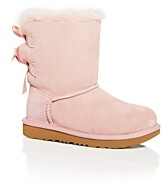 UGG Girls' Bailey Bow Ii Shearling Boots - Little Kid, Big Kid
