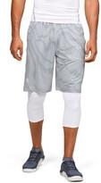 "Under Armour Men's UA Raid Printed 10"" Shorts"