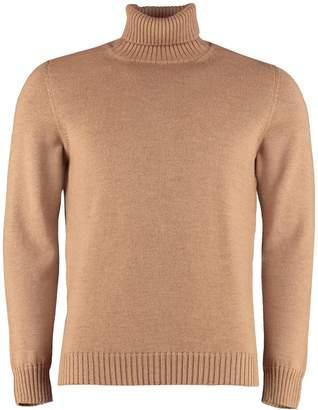 Drumohr Long-sleeve Wool Turtleneck