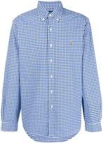 Ralph Lauren check-print long-sleeved shirt