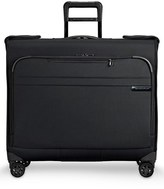 Briggs & Riley Men's 'Baseline' Wheeled Garment Bag - Black