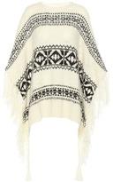 Polo Ralph Lauren Wool-blend Poncho