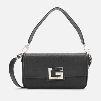 GUESS Women's Brightside Shoulder Bag - Black