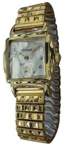 Benrus Swiss Made Gold Plated & Stainless Steel Manual Mens Watch Year: 1940