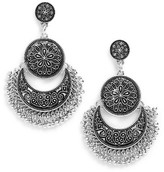 Cara Women's Chandelier Drop Earrings