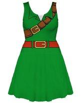 Nintendo Legend of Zelda Link Costume Dress