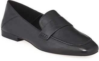 MICHAEL Michael Kors Emery Smooth Leather Loafers
