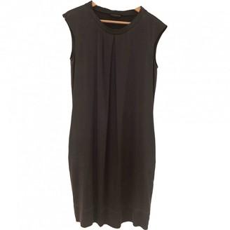 Cappellini Blue Silk Dress for Women