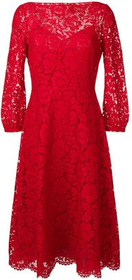 Valentino Brocade Dress
