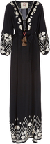 Figue Embroidered Lola Maxi Dress