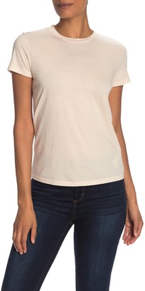 Vince Essential Pima Cotton Crew Neck T-Shirt