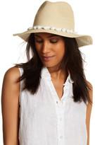 David & Young Pom Pom Panama Hat