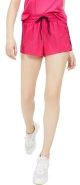 GUESS Side-Logo Shorts