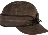 The Waxed Cotton Cap