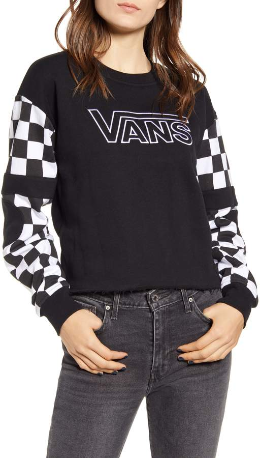 6a28161ffe BMX Crew Fleece Sweatshirt