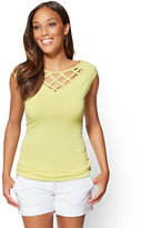 New York & Co. Super Cute On Trend Top
