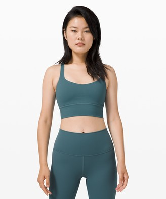 Lululemon Free To Be Bra Long Line*Light Support, A/B Cup Online Only