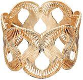 JLO by Jennifer Lopez Textured Wavy Stretch Bracelet
